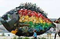 plastic vis voorlichting