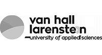Van Hall Larenstein Leeuwarden logo